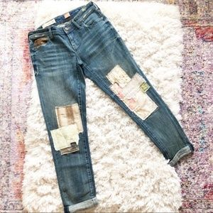 Anthropologie Pilcro Hypen Jeans